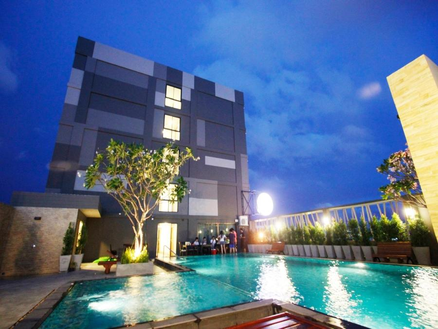 Memo Suite Pattaya - Hotels and Accommodation in Thailand, Asia