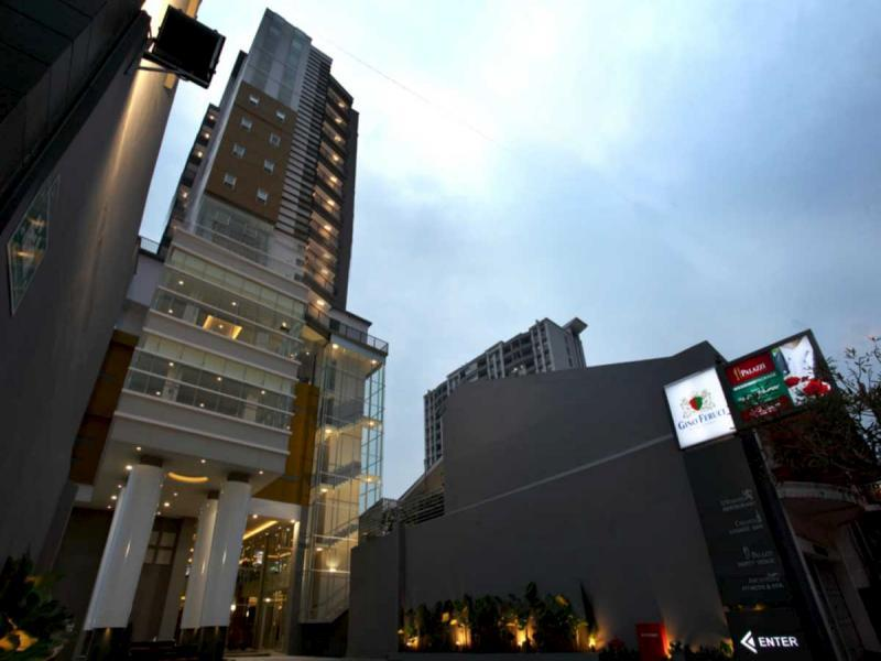 Gino Feruci Braga Hotel - Hotels and Accommodation in Indonesia, Asia