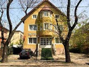 Carmen Hotel Panzio Budapest - Exterior del hotel