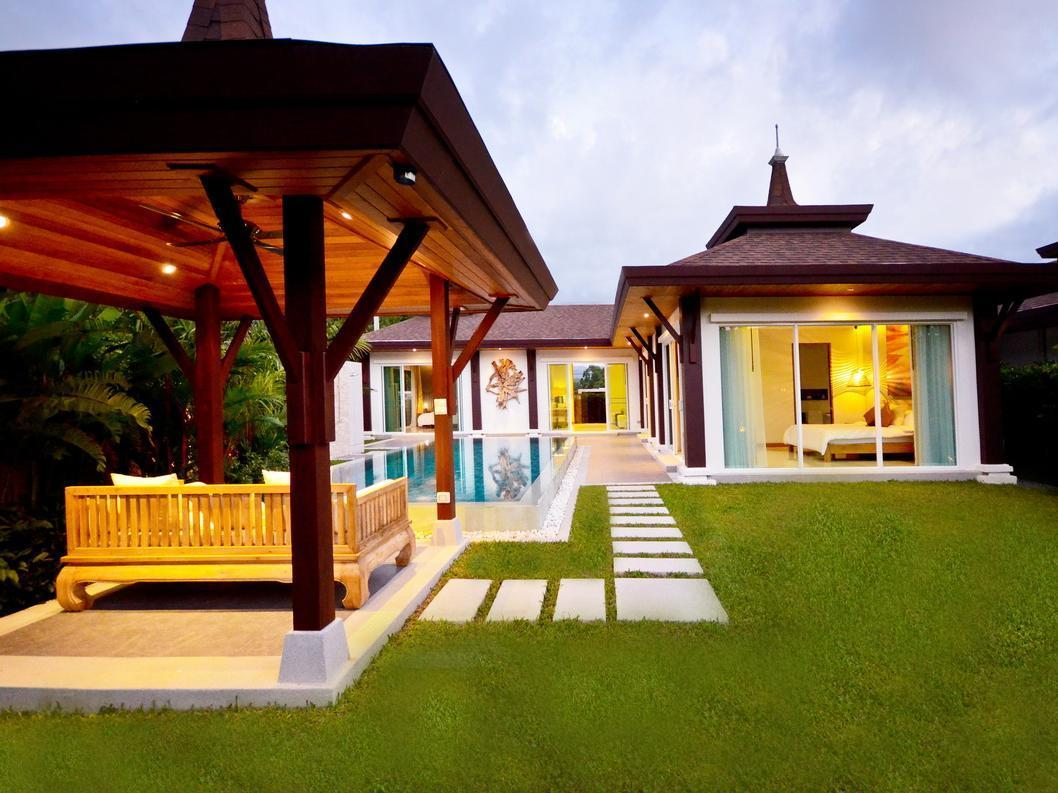 The Kiri Villas Resort بوكيت