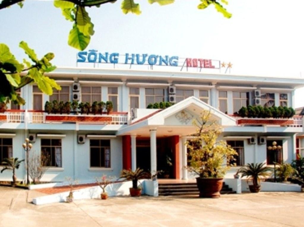 Song Huong Hotel - Hotell och Boende i Vietnam , Hue