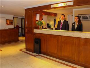 Rembrandt Classic Hotel Amsterdam - Reception