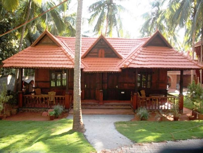 God s Own Country Ayurveda Resorts - Hotel and accommodation in India in Kovalam