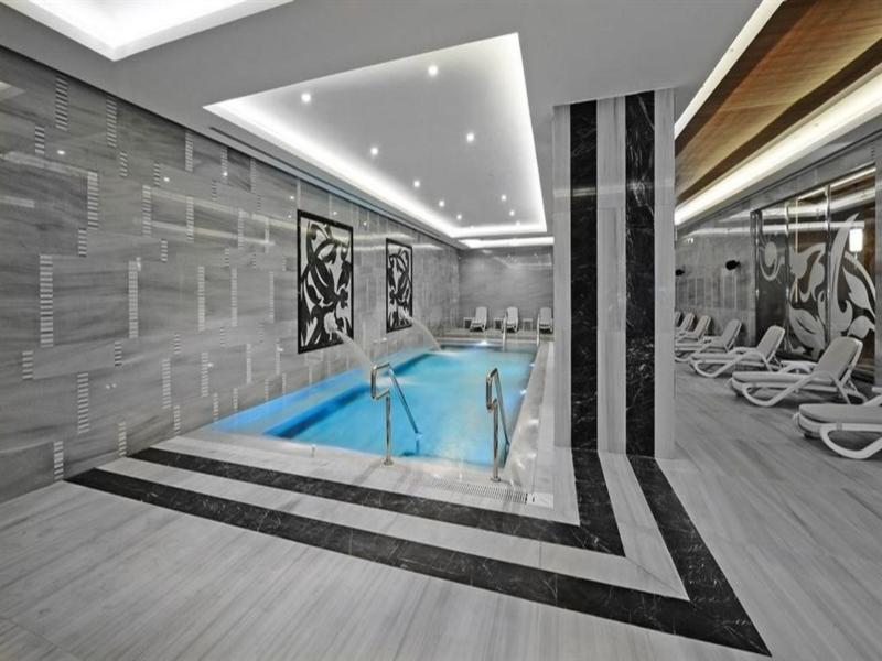 Crowne Plaza Bursa Hotel