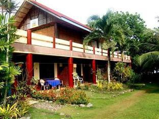 Kalipayan Beach Resort & Atlantis Dive Center Bohol - Utsiden av hotellet
