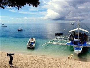 Kalipayan Beach Resort & Atlantis Dive Center Bohol - Praia