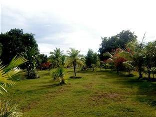 Kalipayan Beach Resort & Atlantis Dive Center بوهول - حديقة
