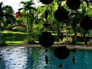 Kalipayan Beach Resort & Atlantis Dive Center بوهول - حمام السباحة