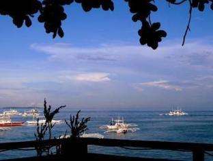 Kalipayan Beach Resort & Atlantis Dive Center Bohol - Balkon/terasa