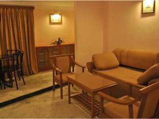 Hotel Atchaya צ'נאי - בית המלון מבפנים