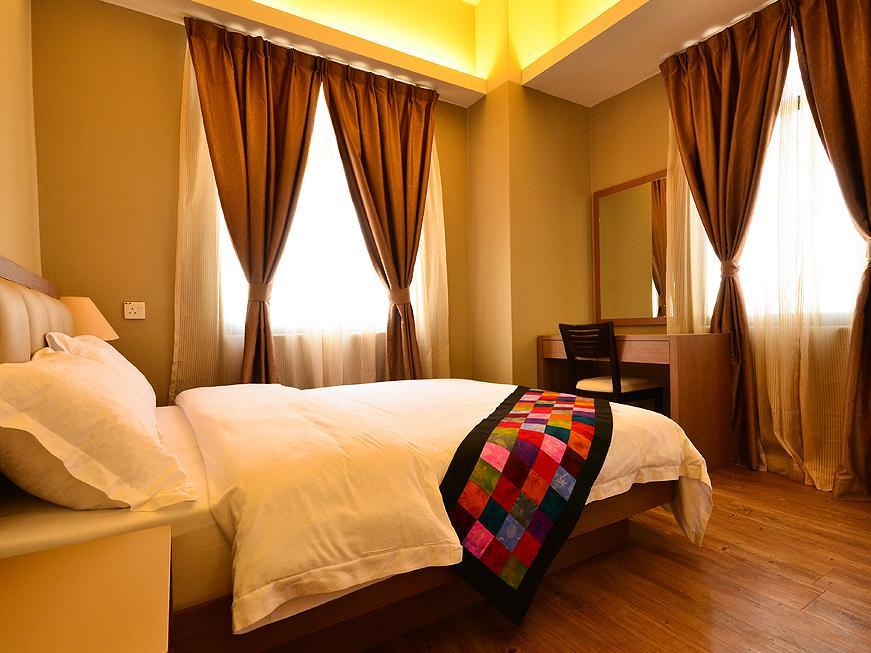 Jetty Suites Apartments - Hotels and Accommodation in Malaysia, Asia