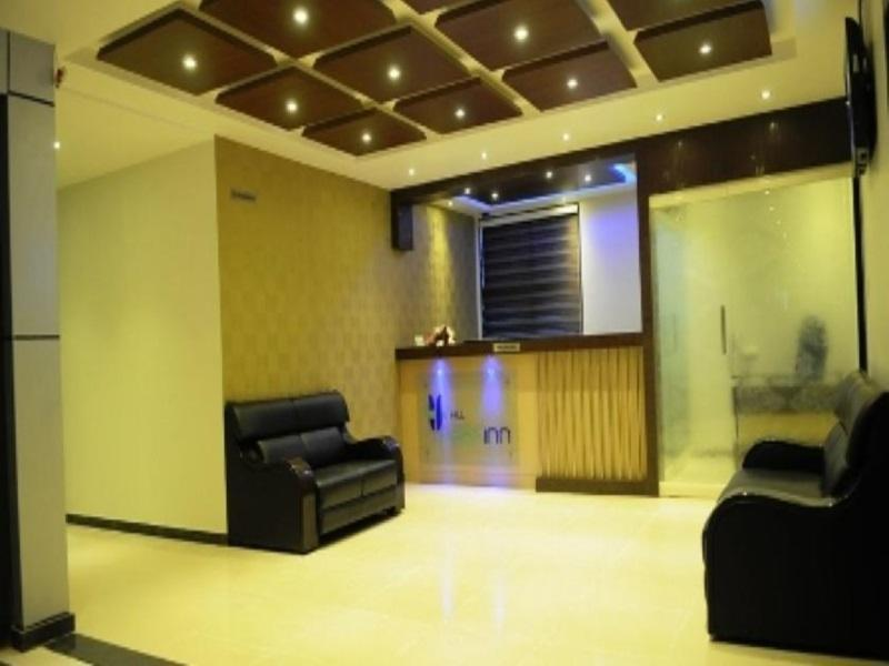 Hill Park Inn - Hotel and accommodation in India in Ahmedabad