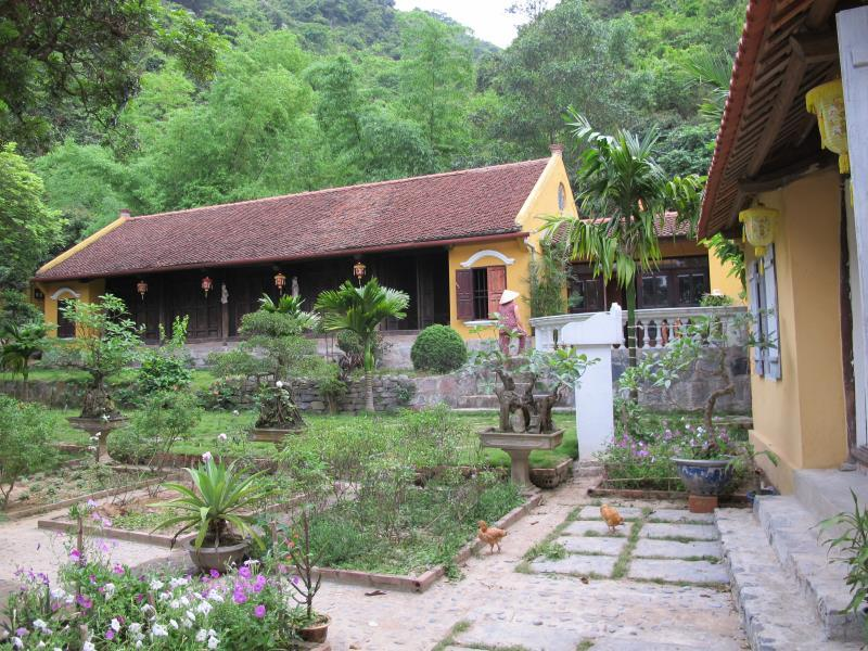 Blue Swimmer Ancient Homestay - Hotell och Boende i Vietnam , Cat Ba Island