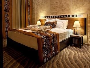 Bambara Hotel Eger - Guest Room