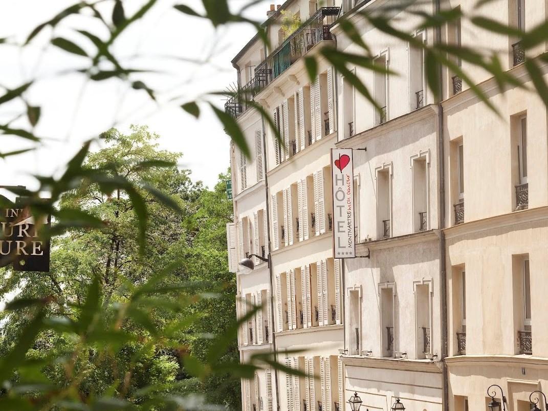 Hotel Montmartre Mon Amour - Hotell och Boende i Frankrike i Europa