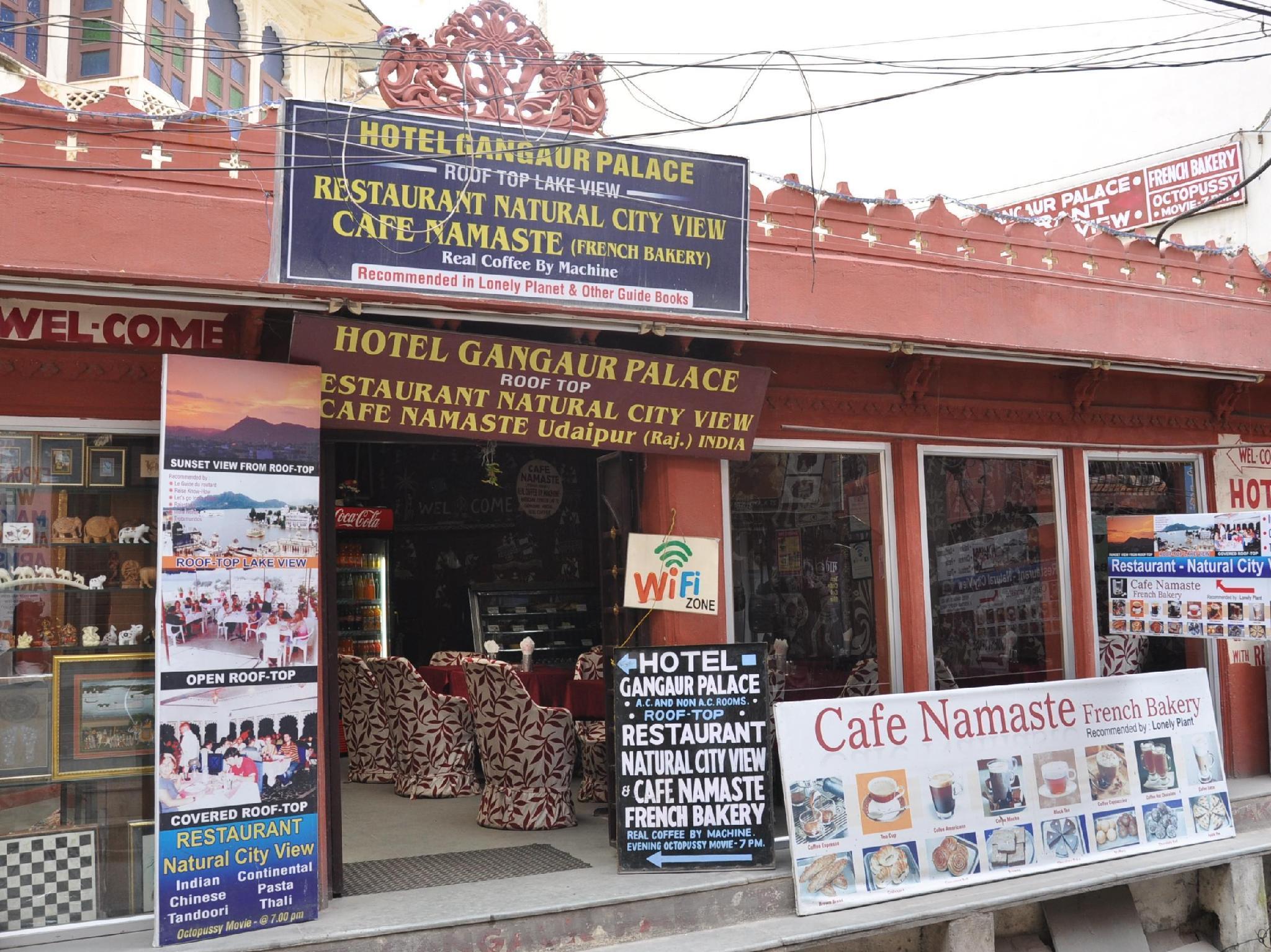Hotel Gangaur Palace