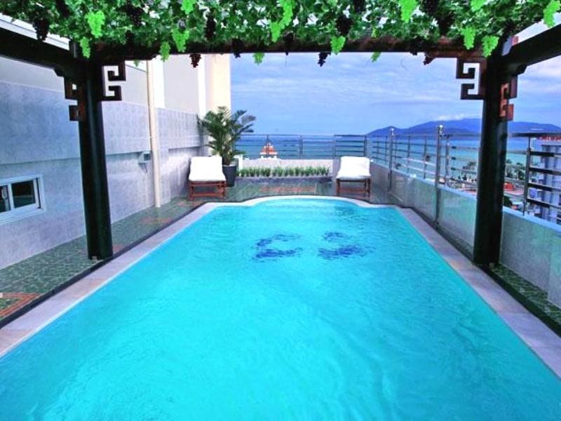 Nice Swan Hotel Nha Trang