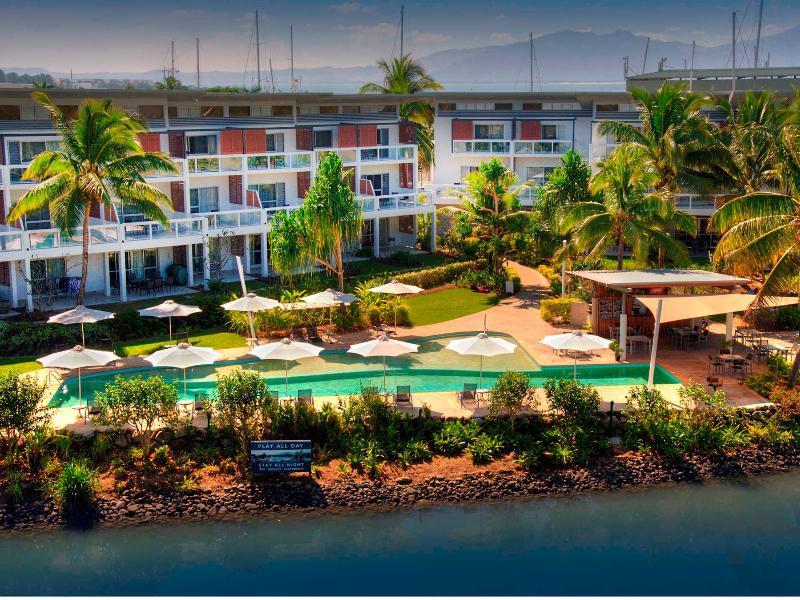 The Terraces Apartment Resort - Hotell och Boende i Fiji i Stilla havet och Australien