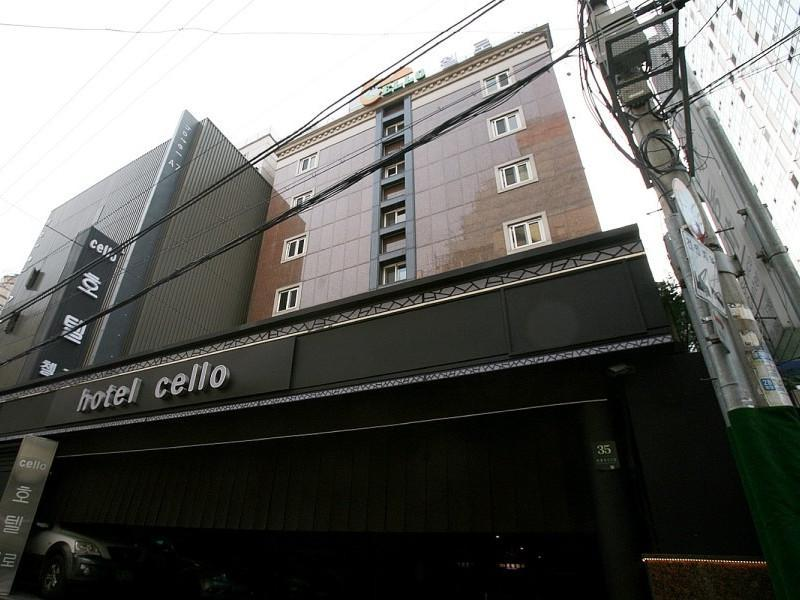 Hotel Cello Seocho - Hotels and Accommodation in South Korea, Asia