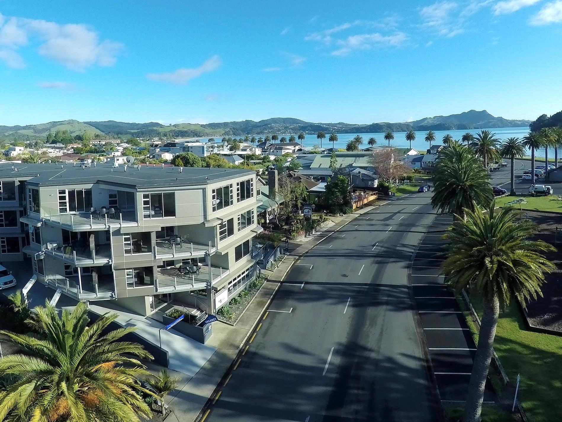 Esplanade Apartments - Hotels and Accommodation in New Zealand, Pacific Ocean And Australia