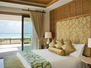 The St. Regis Saadiyat Island Resort Abu Dhabi אבו דאבי - חדר שינה