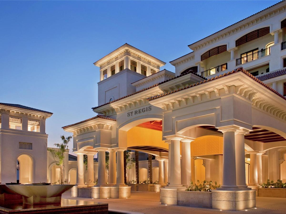 The St. Regis Saadiyat Island Resort, Abu Dhabi - Hotels and Accommodation in United Arab Emirates, Middle East