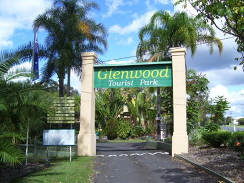 Glenwood Tourist Park & Motel - Hotell och Boende i Australien , Grafton