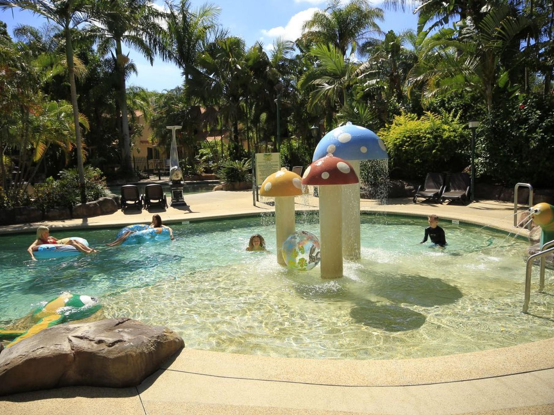 Ashmore Palms Holiday Village - Hotell och Boende i Australien , Guldkusten