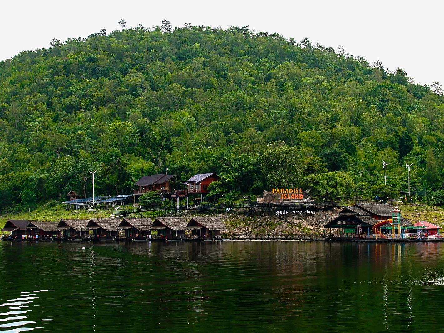 Hotell Paradise Island Resort i , Sai Yok (Kanchanaburi). Klicka för att läsa mer och skicka bokningsförfrågan
