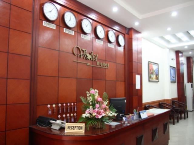 Violet Hotel - Hotell och Boende i Vietnam , Hanoi