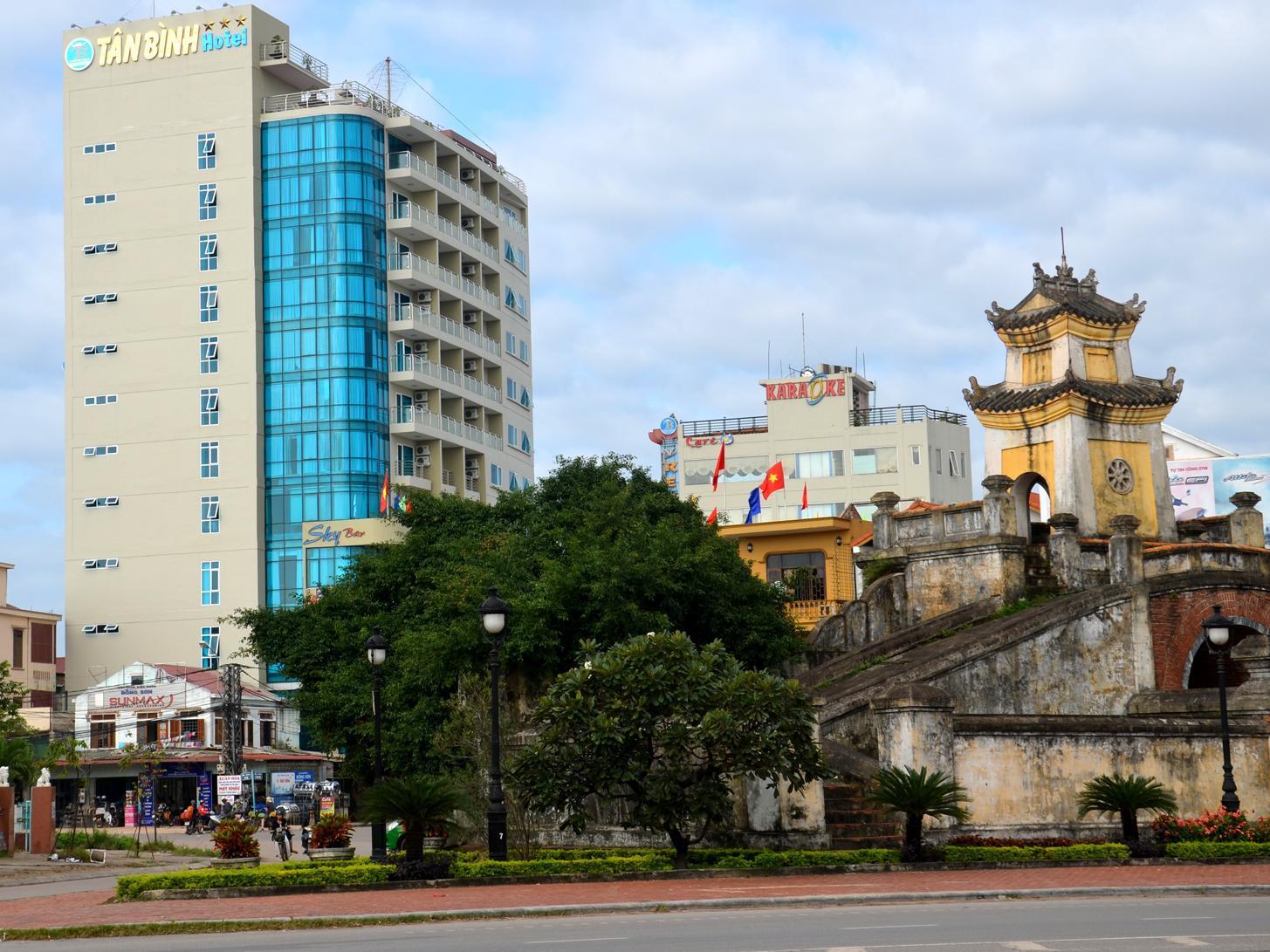 Tan Binh Hotel - Hotell och Boende i Vietnam , Dong Hoi (Quang Binh)