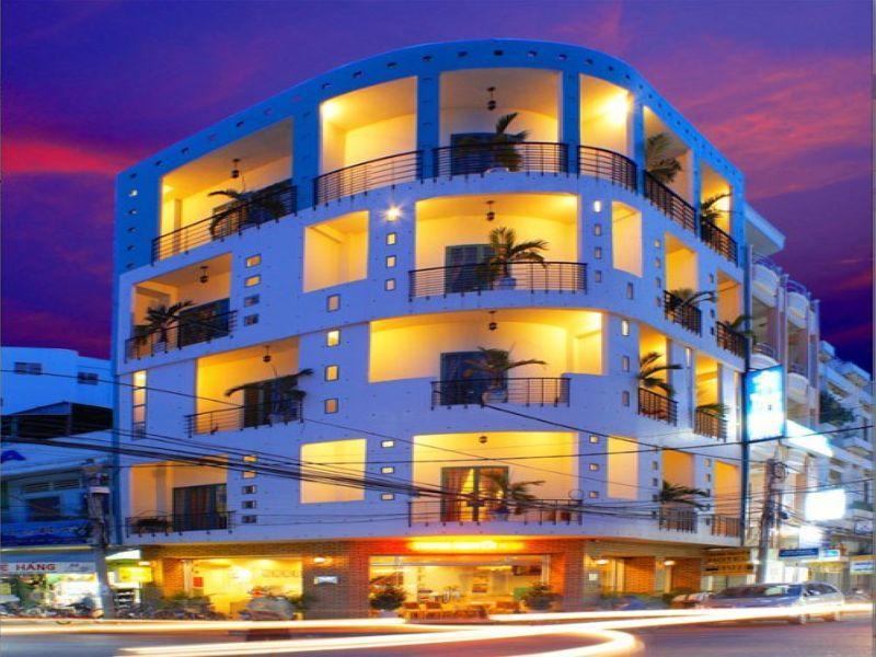Trung Nguyen Hotel - Hotell och Boende i Vietnam , Chau Doc (An Giang)