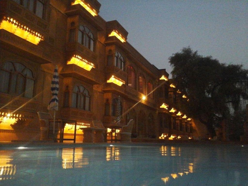 Golden Haveli - Hotel and accommodation in India in Jaisalmer