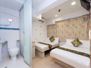 KG Garden Guest House Hong Kong - Family Room
