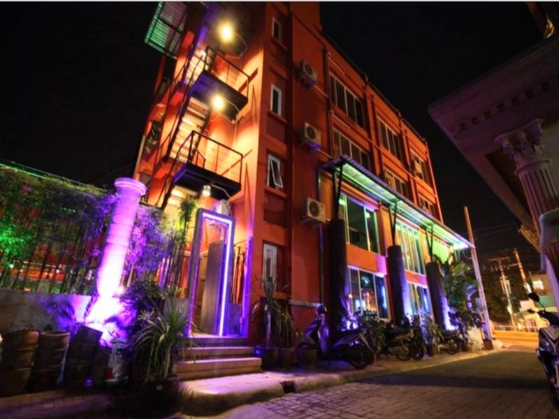 Rome Boutique Hotel Pattaya