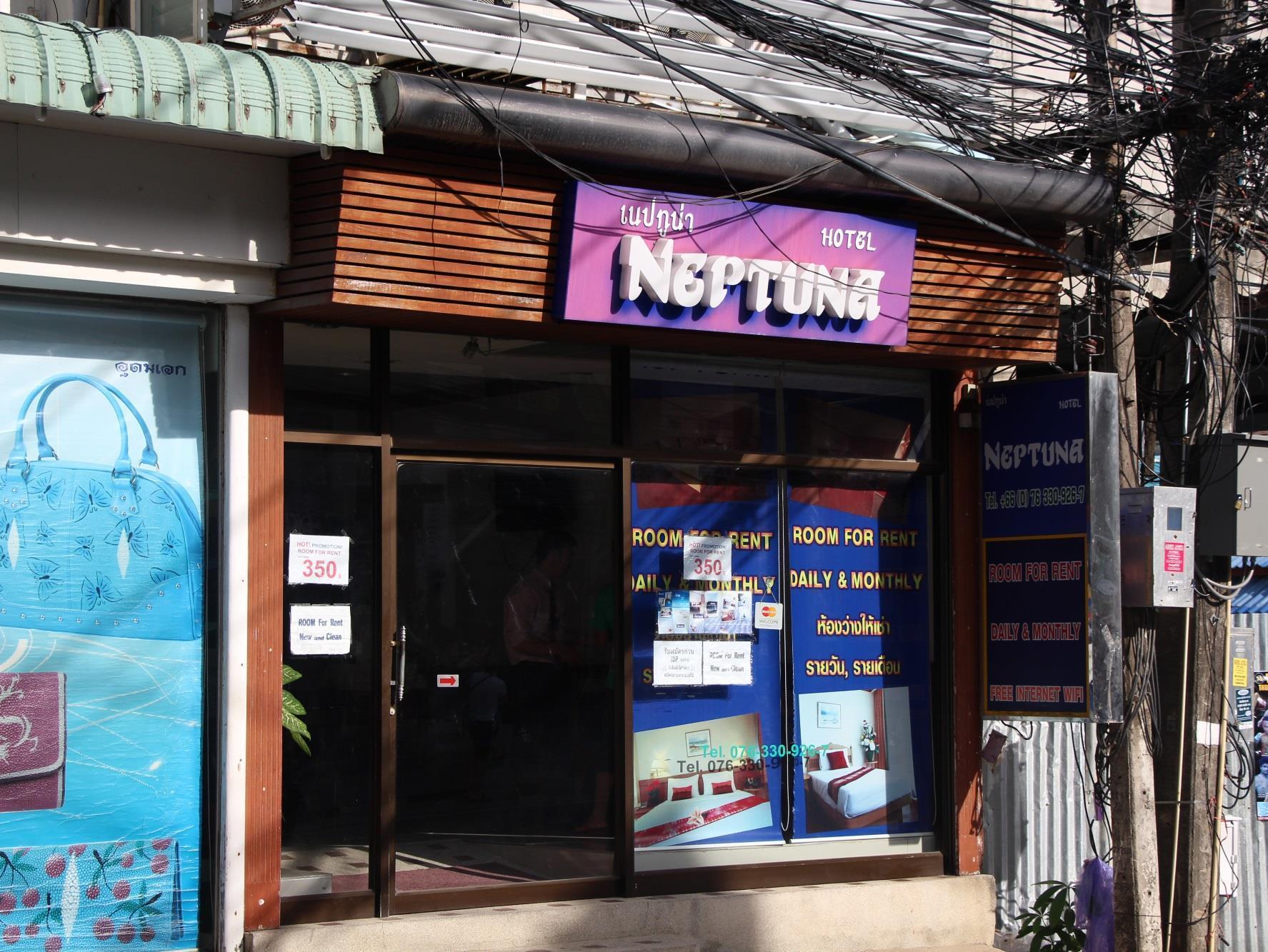 Hotell Neptuna Kata Hotel i Kata, Phuket. Klicka för att läsa mer och skicka bokningsförfrågan