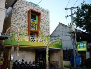 Hotel S8 Bali - Varanda/Terraço