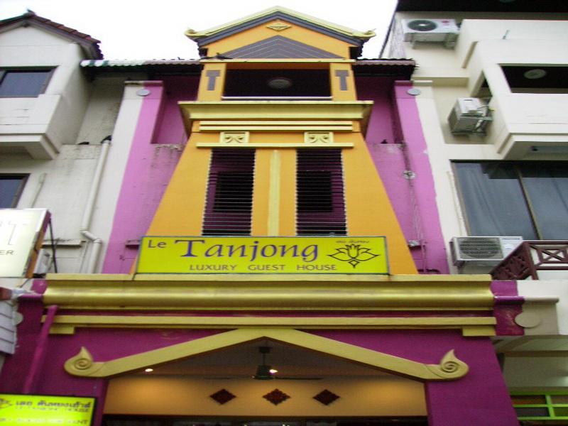 Hotell Le  Tanjong  House i Patong, Phuket. Klicka för att läsa mer och skicka bokningsförfrågan