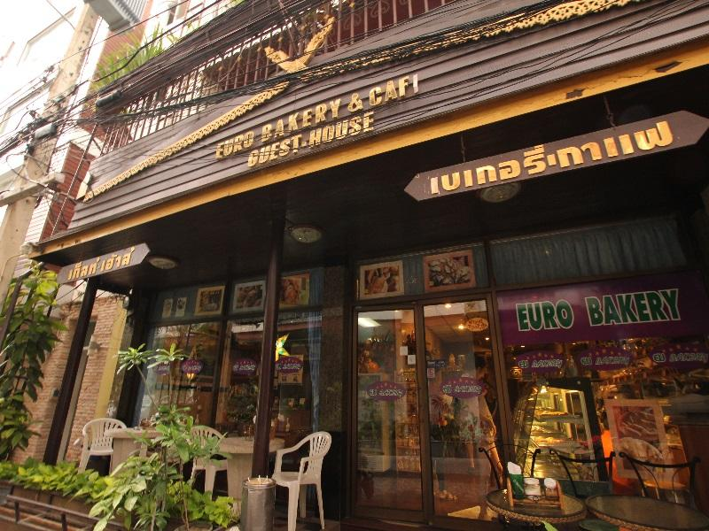 Euro Bakery Guesthouse - Hotels and Accommodation in Thailand, Asia