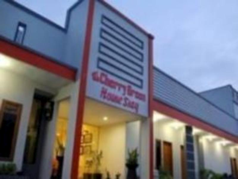 Cherry Green Hotel Medan - Bahagian Luar Hotel