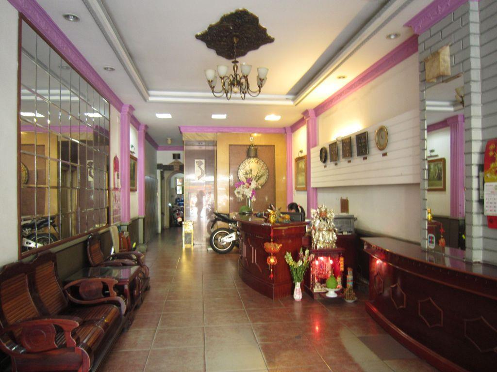 Dai Hoang Ha Hotel - Hotell och Boende i Vietnam , Ho Chi Minh City