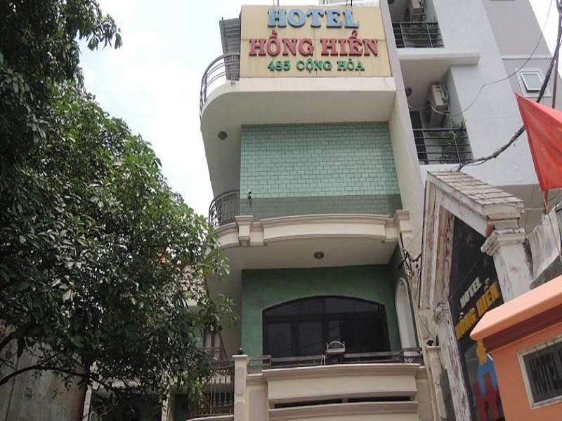 Hong Hien Hotel - Hotell och Boende i Vietnam , Ho Chi Minh City
