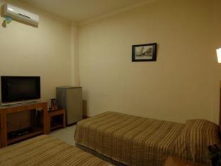 โรงแรมเชอร์รี่เรด เมดัน - ห้องพัก
