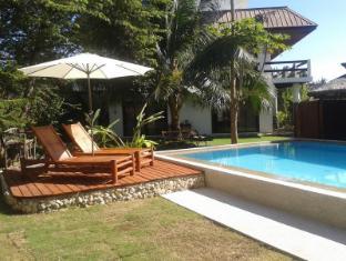Panglao Palms Apartelle Bohol - Basen