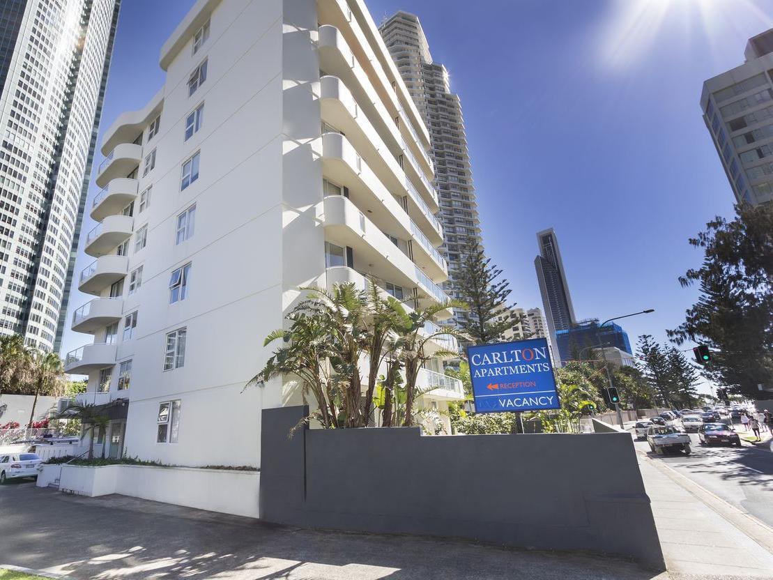 Carlton Apartments - Hotell och Boende i Australien , Guldkusten