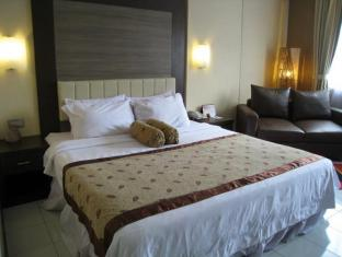 Jangga House Bed & Breakfast מדאן - חדר שינה
