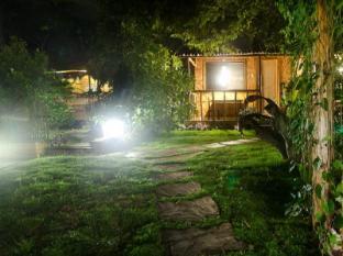 Samal Island Huts Davao - Grădină