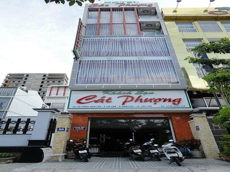 Cat Phuong Hotel - Hotell och Boende i Vietnam , Can Tho