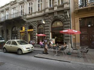 Flat in Luxury Style Hotel Boedapest - Koffiehuis/Café