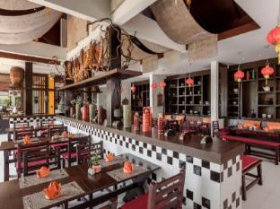 布吉卡倫海灘瑞享別墅及水療中心 布吉 - 餐廳